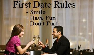 Rules Of A First Date